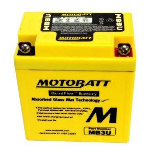 Motobatt Moottoripyörän akut